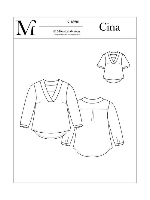 Cina 96-116 PDF pattern