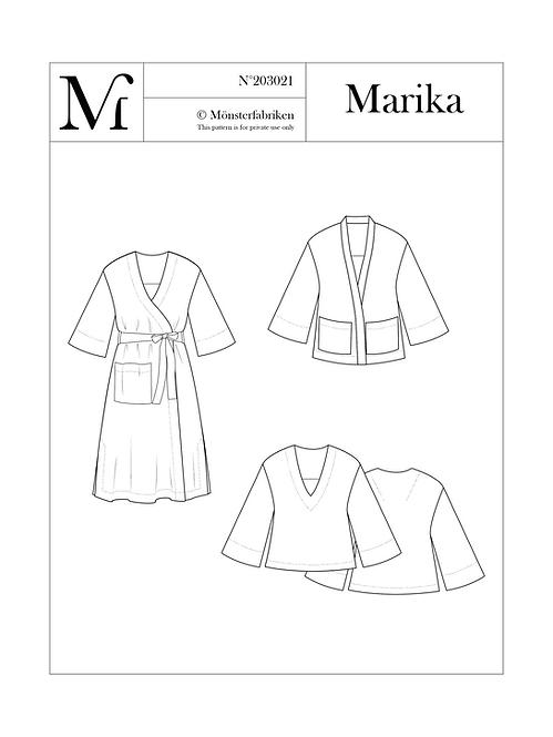 Marika PDF pattern