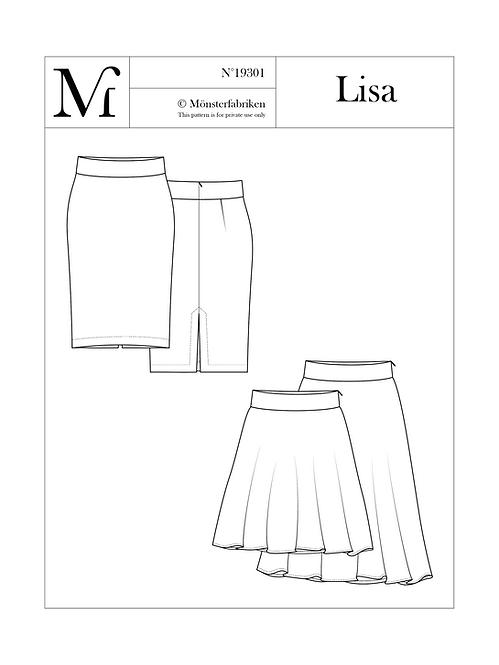 Lisa 104-124 PDF pattern