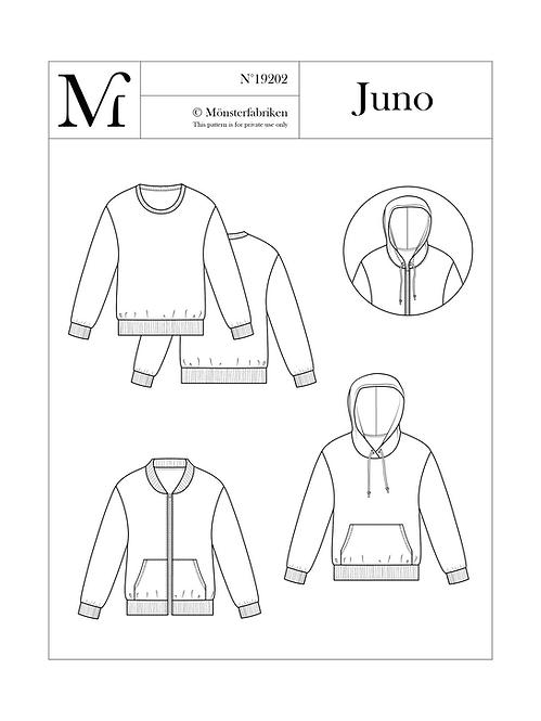 Juno PDF pattern