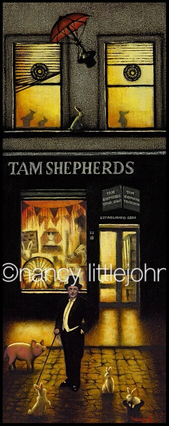 Tam Shepherds Trick Shop Glasgow