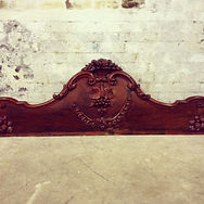 carved mahogany chiffonier