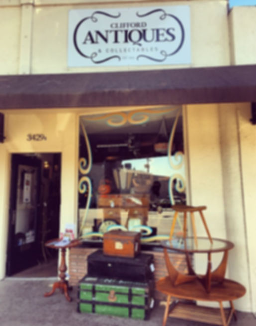 Clifford Antiques 1644 Victory Blvd,Glendale,Los Angeles