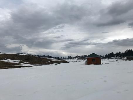 Spring in Kashmir