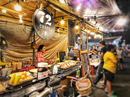 Thai Cafés
