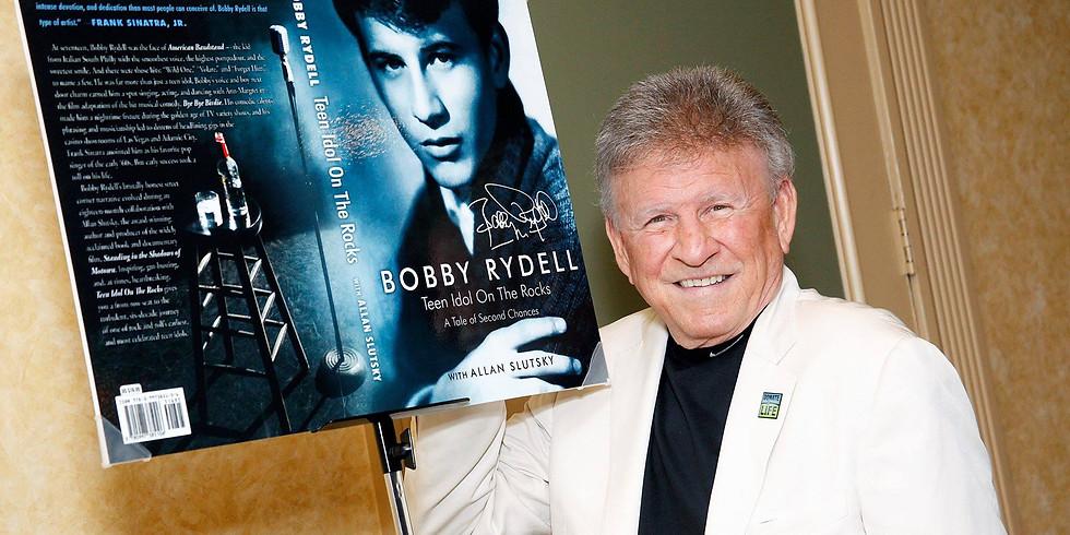Book Signing Event - Bobby Rydell