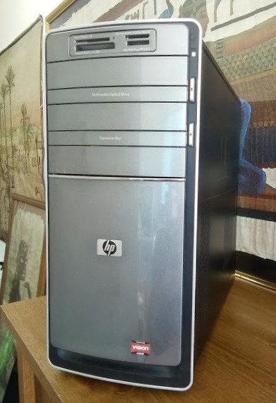HP Pavilion P6000-0318