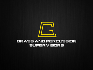 Brass and Percussion Supervisors Announced