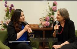 Interview with Ruth Van Reken