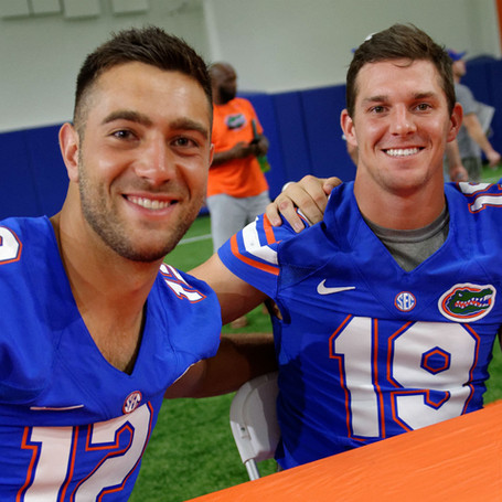 Johnny Townsend and Austin Appleby