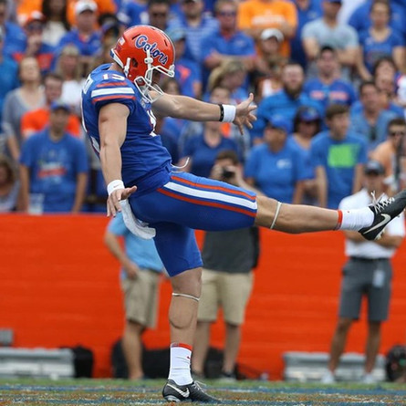 Johnny Townsend punts another