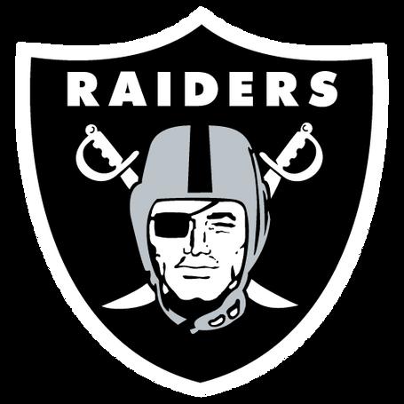Oakland Raiders Logo and Homepage