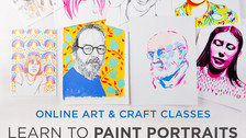 31 Days of Portrait Classes. I hope you'll take a peak at them.    I'm adding the link in the co