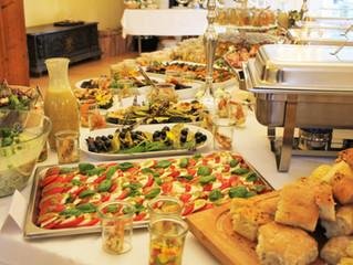 Catering auf Gut Schwarzerdhof in Oberderdingen