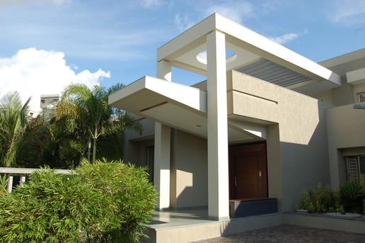 Ar. Bankim Pandya Residence