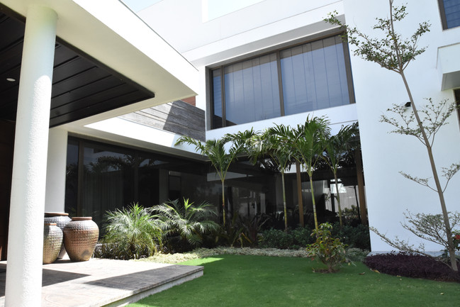 Mr. Shantibhai Gala Residence