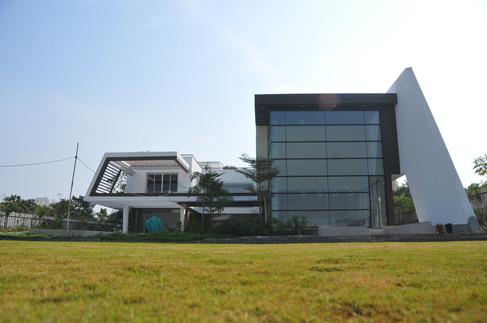 Mr. Prashantbhai Residence