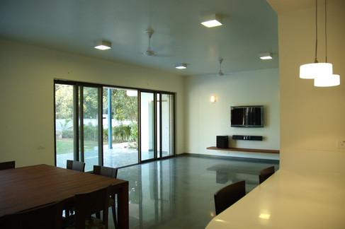 Mr. Udayan Gajjar Residence
