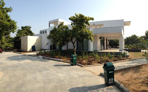Mr. Hasmukh Patel Residence