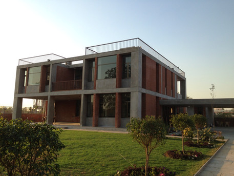 Mr. Ashishbhai Patel Residence