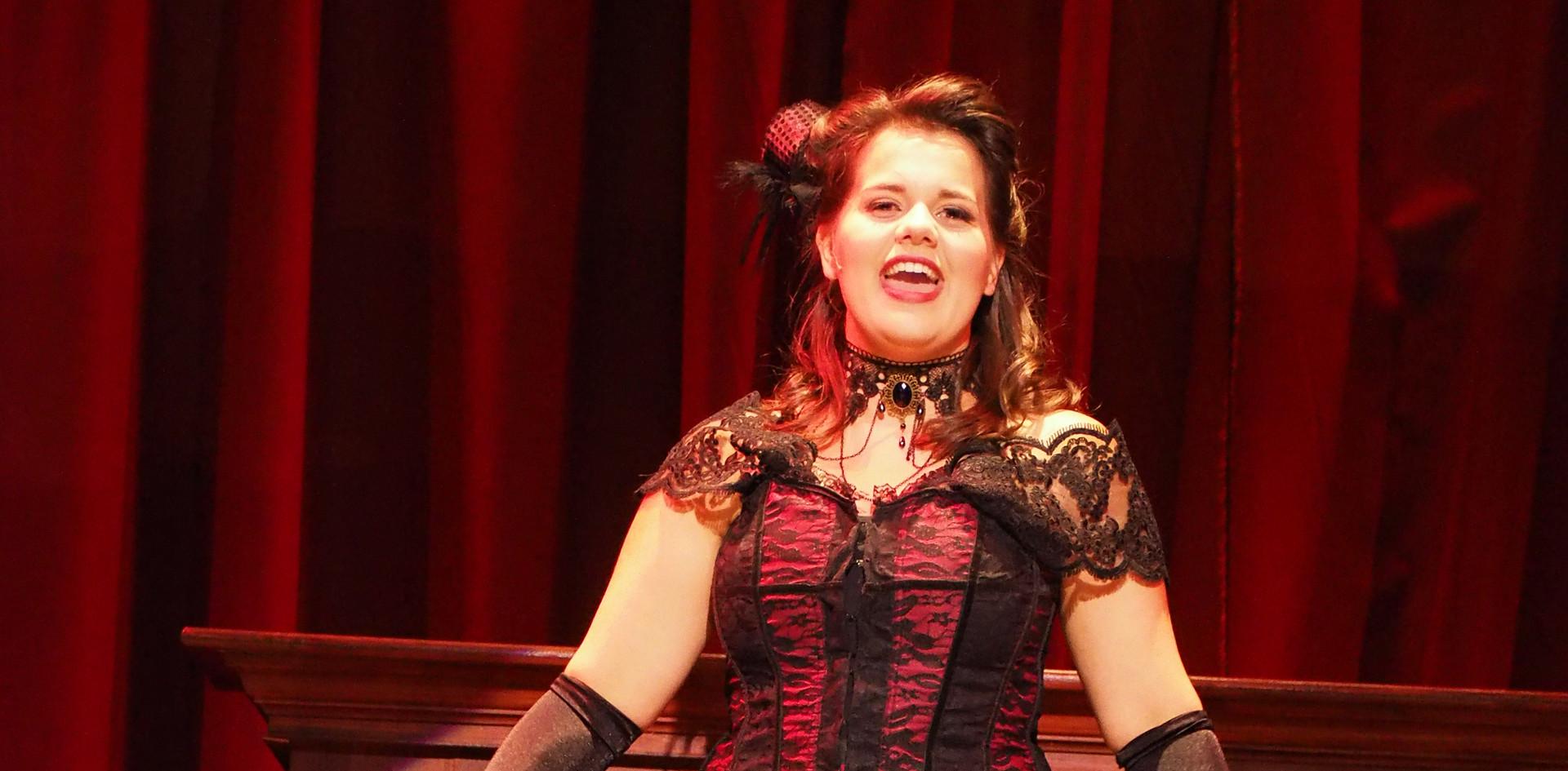 Actor: Laura Hutchins Photographer: Benita VanWinkle