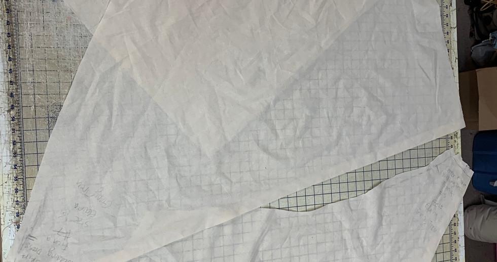 Skirt muslin pattern