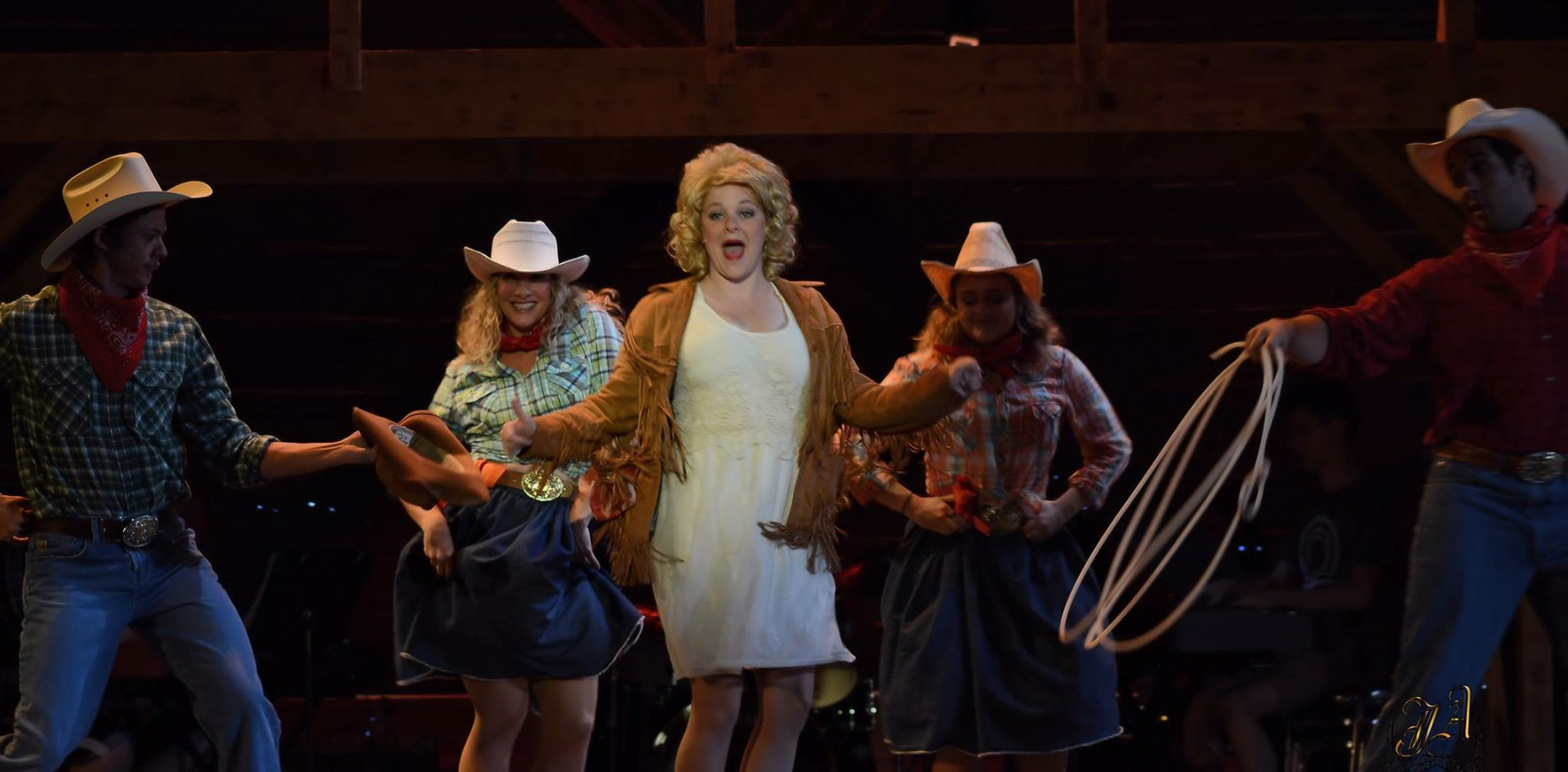 """Cowgirl's Revenge:"