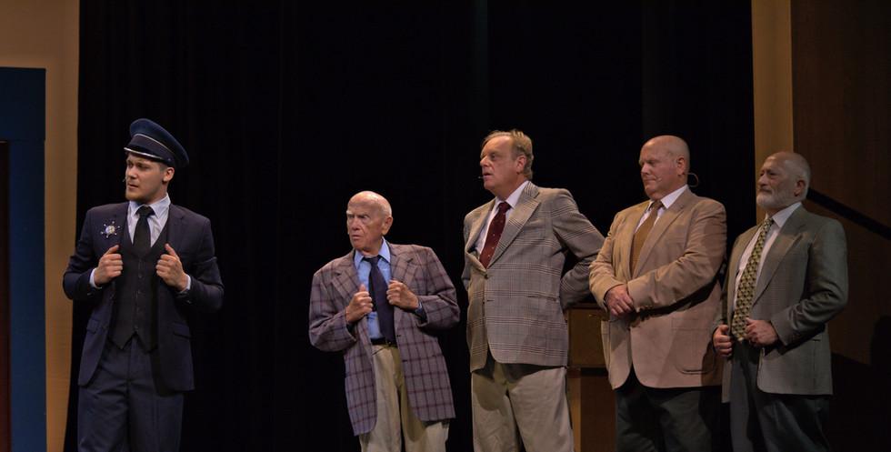 Constable Locke: Lemuel Grady Quartet: Dan Clark, Ron Swank, Rod Businga, Jim Schmucker