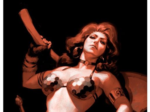 Red Sonja: Hannah John-Kamen, Sword and Sorcery Filmine Dahil Oldu