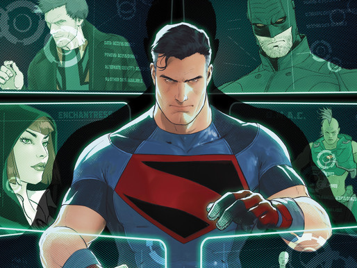 DC Comics, 6 Yeni Çizgi Roman Duyurdu
