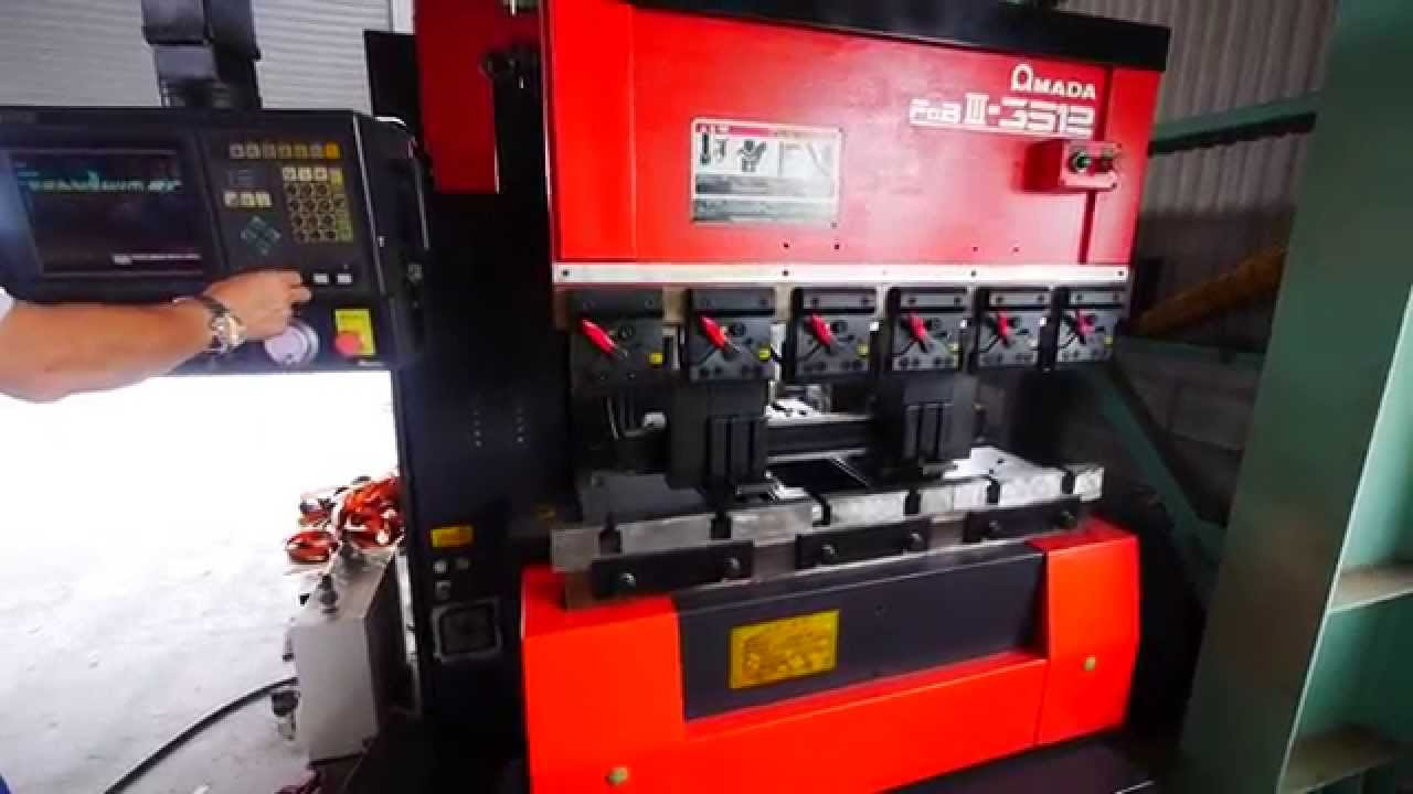 CNC BENDING MACHINE RGM2- 3512