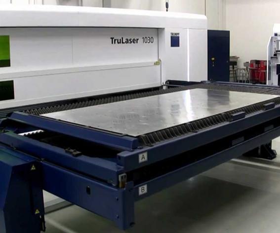CNC TRULASER 1030