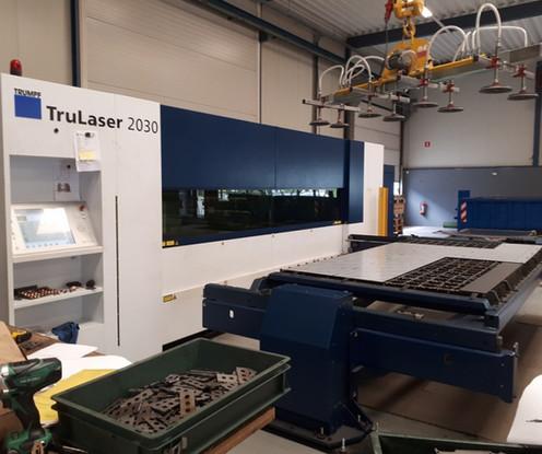 CNC FIBER TRULASER 2030