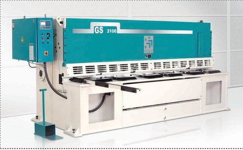 HINDUSTAN HYDRAULICS SHEARING MACHINE GS