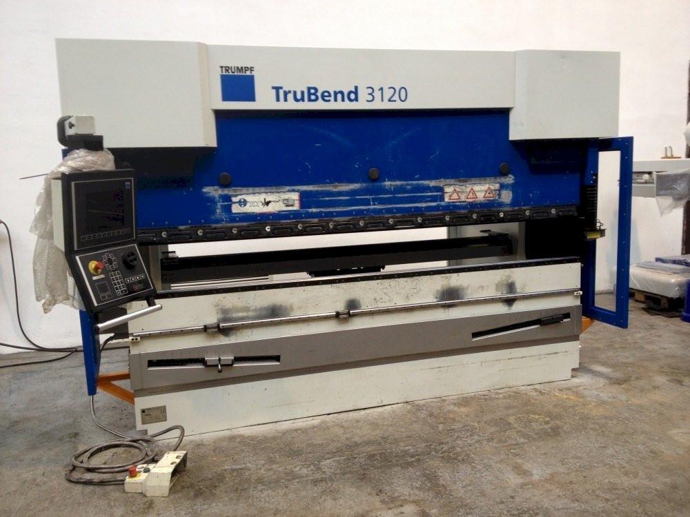 CNC TRUMPF TRUBEND 3120