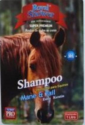 Shampoo Extra Keratin  Mane&Tail - 1 litro