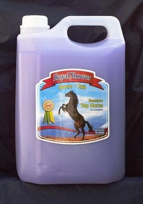 Shampoo Extra Keratin  Mane & Tail - 5 litros