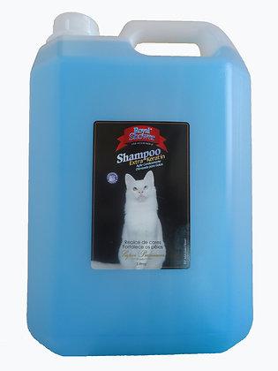 Shampoo Extra Keratin otimizado gatos- 5 litros