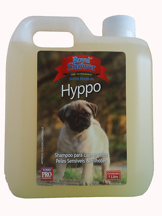 Shampoo Hyppo para  filhotes - 1 litro