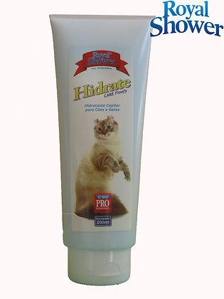 Hidrate Care floofy máscara para cães e gatos  200g