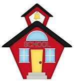 16-162950_school-house-schoolhouse-silho