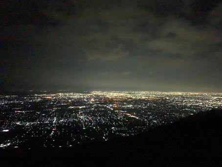 夜景しか勝たん。