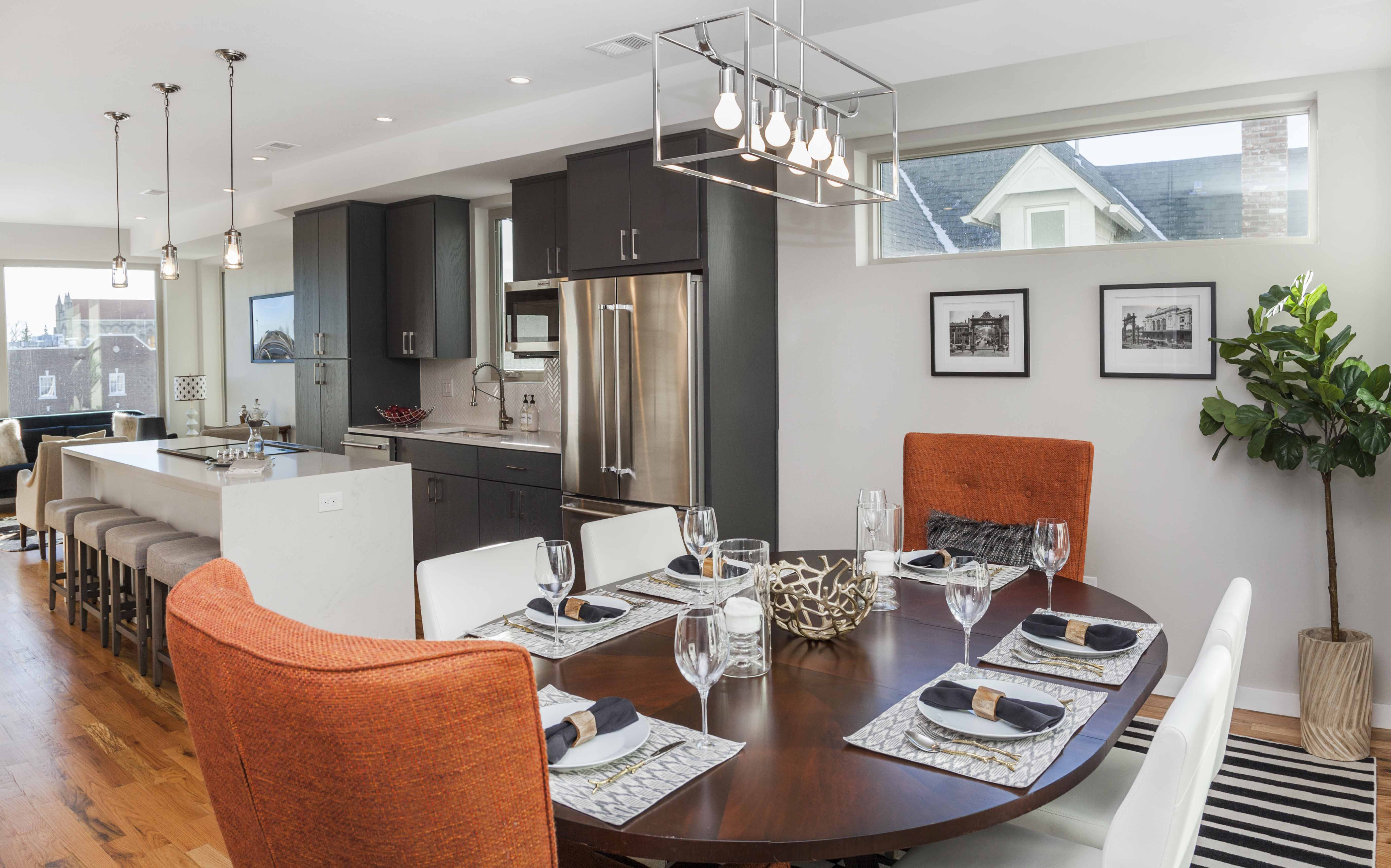 New LoHi Townhome