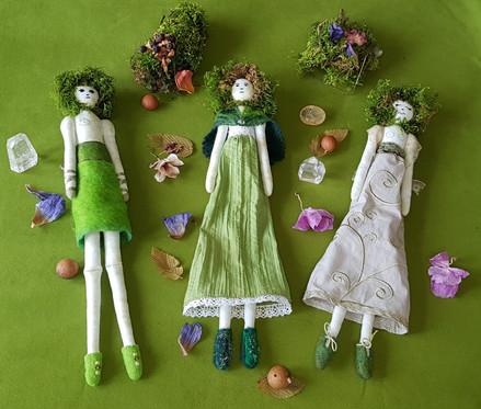 Moss Maidens