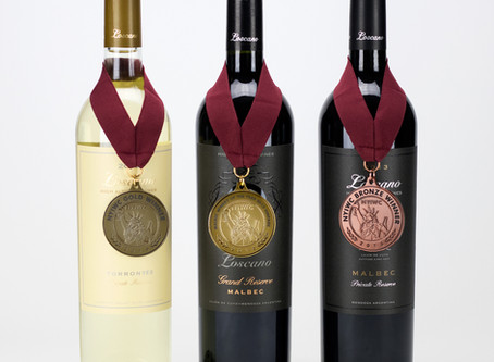 Success at the NY Intl Wine Challenge