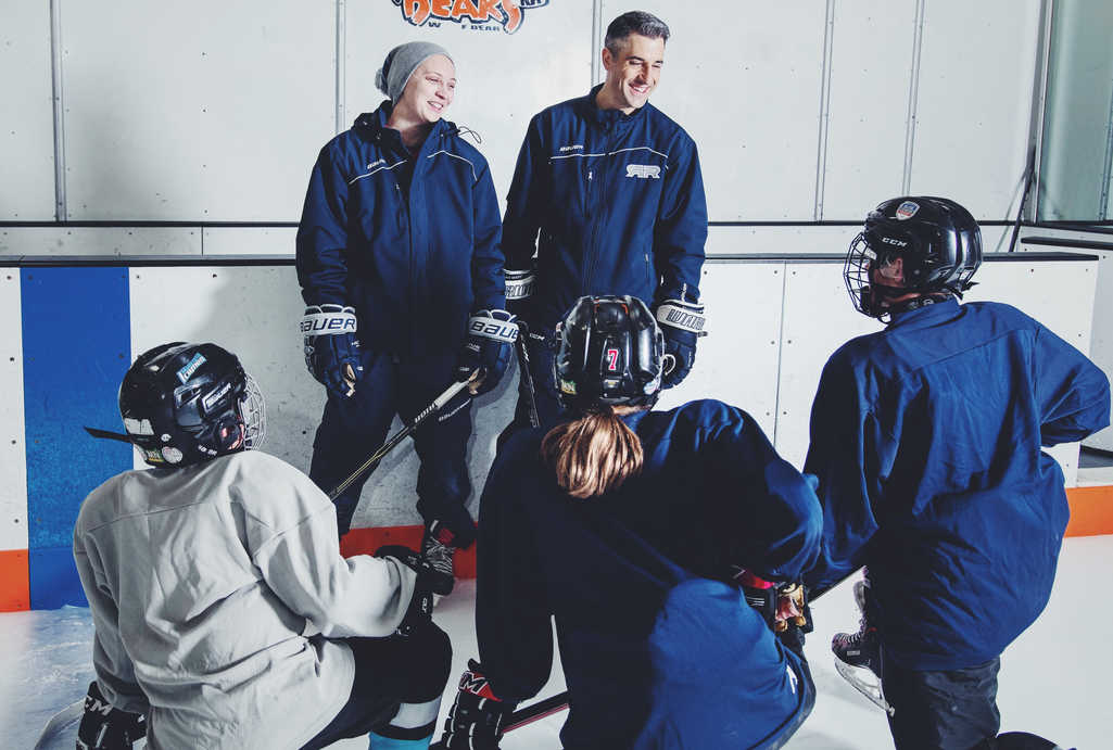 Hockey Skill Development | Minnesota | ReadReact Hockey