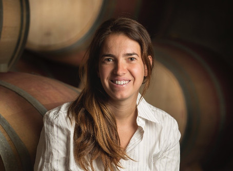 Valeria Antolin Featured in Wine Enthusiast