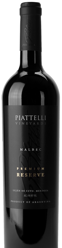 Piattelli Vineyards Premium Reserve Malbec