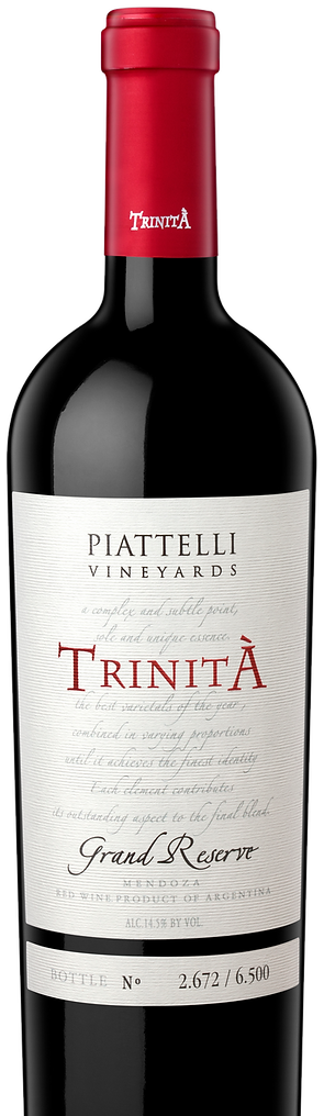 Piattelli Vineyards Trinitá
