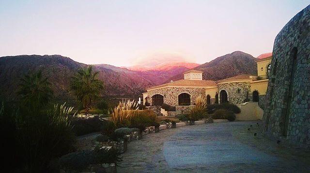 Piattelli Vineyards Cafayate Sunset